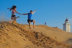 Dune Jump | UU-Fotografie – Ulrike Unterbruner