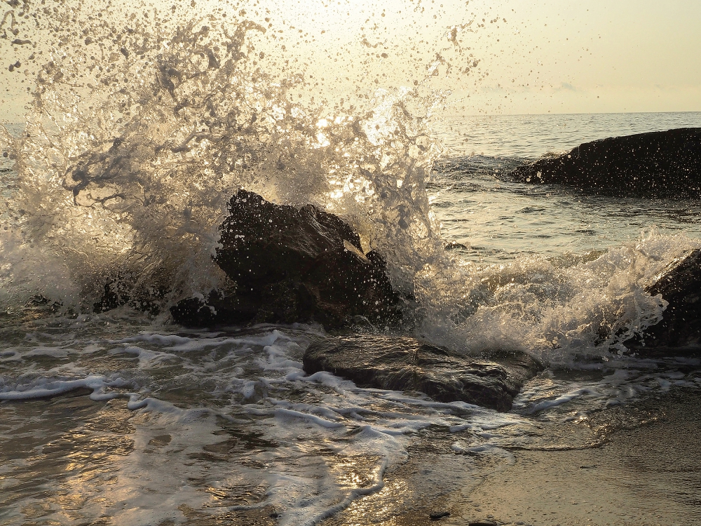 Coast Evening Light   UU-Fotografie – Ulrike Unterbruner