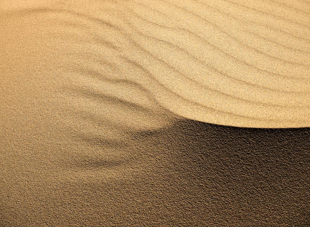 Sand Abstract | UU-Fotografie – Ulrike Unterbruner